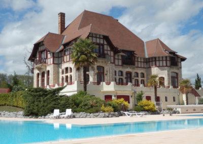chateau-zwembad